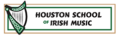 Houston School of Irish Music Retina Logo